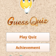 Guess Image Quizz  play Screen