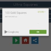 Ultra Squares Game