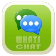 WhatsChat App Source Code , Re skinning