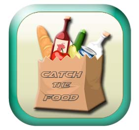Catch The Food App Source Code, Re Skin
