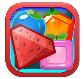 Fruit Jewel Match 3.2.0 Source Code , Re Skin