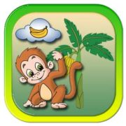 Picking Monkey Game Source Code ,Re Skin